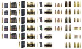 Munition- und Aufsatzpakete