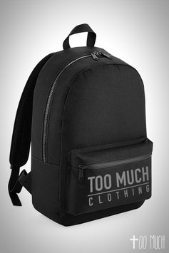 "Essential Backpack ""Too Much Clothing"""