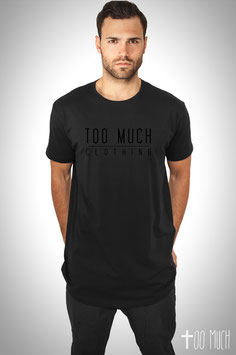 "Basic Long Tee ""Too Much Clothing"""