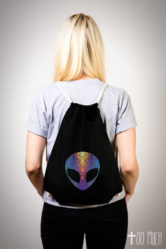 "Festival Bag Holo ""Alien"""