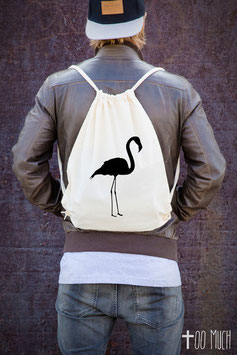 "Festival Bag ""Flamingo"""