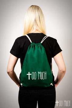"Festival Bag ""Too Much"""