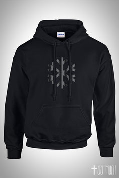 "Classic Hoodie Reflection ""Snowflake"""