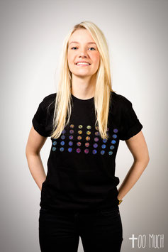 "Basic Holo Shirt ""Dots"""