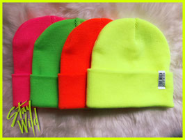 Too Much Neon Beanie