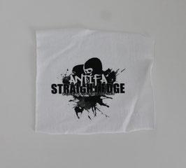 Antifa Straight Edge - Aufnäher