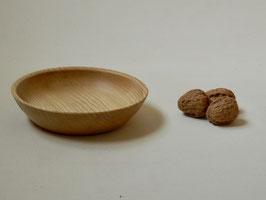 Assiette en frêne