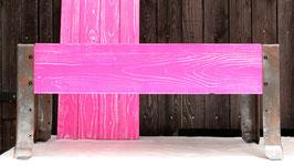 pink SBB Bänkli