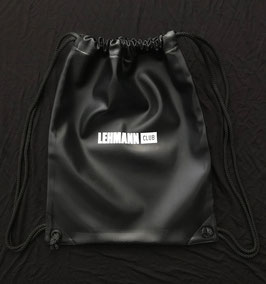 LEHMANN CLUB GYMSAC LEDER LOOK
