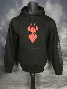 RAGNARØK HOODY BLACK|RED