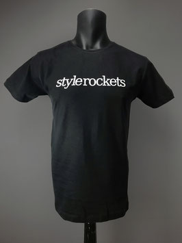 STYLEROCKETS SHIRT MAN BLACK