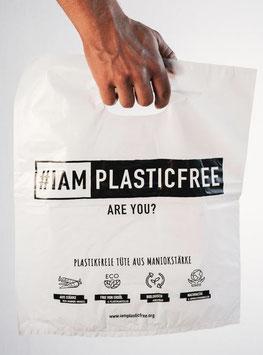 #IAMPLASTICFREE Bags (100 Stk.)