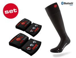 Set Heat Sock 3.0 + lithium pack rcB 1200
