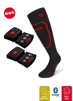 Set Heat Sock 1.0 + lithium pack rcB 1200
