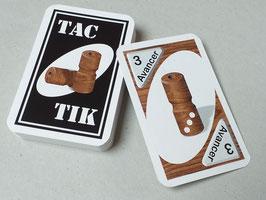 Jeu de cartes Tac-Tik