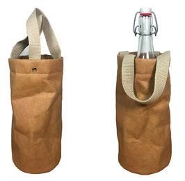 Wine Bag - Braun