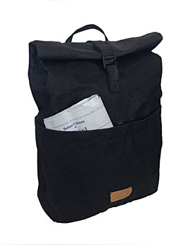 Rucksack | Kurierrucksack | Backpack Berlin - Schwarz