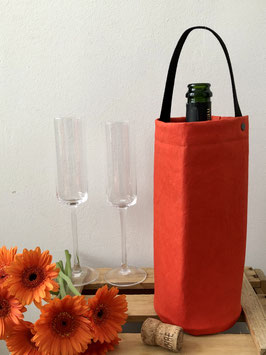 Wine Bag || Orange