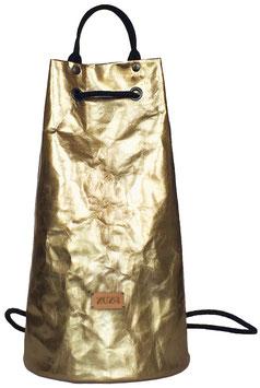 Tagesrucksack   Gym Bag - Gold