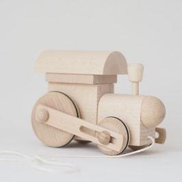 Holz Lokomotive zum ziehen