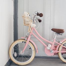 Puppen Fahrrad Korb