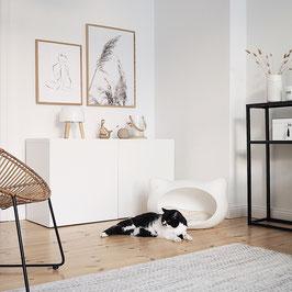 Design-Katzenhöhle von jerry's