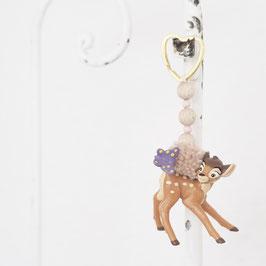 Schlüsselanhänger Bambi