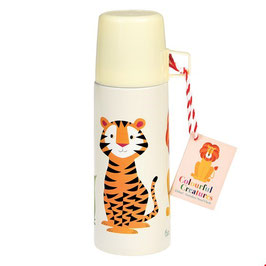 Thermosflasche Tiere