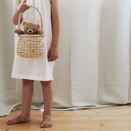 Kinder Körbchen oval Henkel