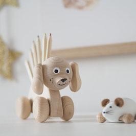 Stiftehalter Hund