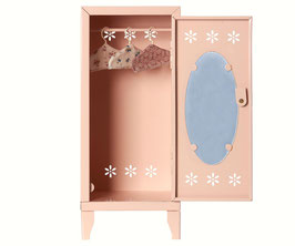Maileg Kleiderschrank Locker powder
