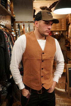 INDIGOFERA - Chicota Vest - Duck Canvas
