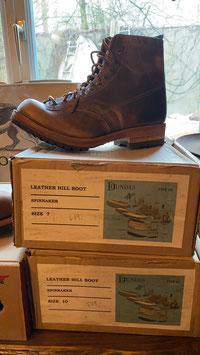 DUNDAS - Leather Hill Boot - Spinnaker