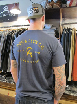 I&R - Tshirt - CA