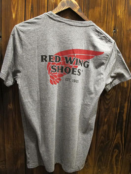 Red Wing - Tshirt - grau