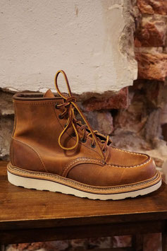 RED WING - 1907 MOC TOE - COPPER ROUGH & TOUGH