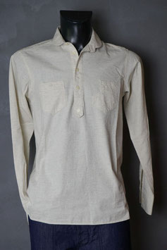 PB - 1908 Miner Shirt - natural chambrey