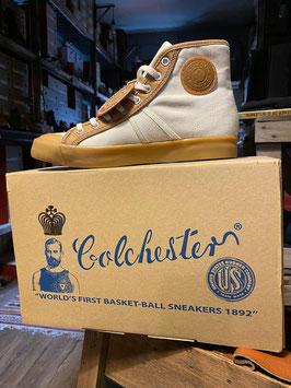 Colchester - ecru/deadgrass