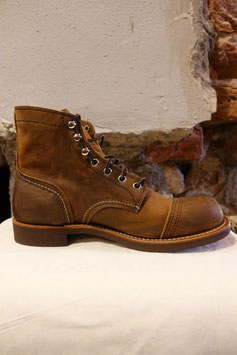 RED WING - IRON RANGER 8085 - COPPER ROUGH & TOUGH