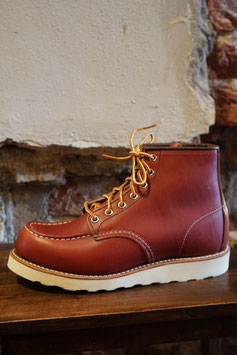 RED WING - 8131 MOC TOE - ORO RUSSET Portage