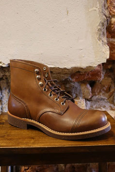 RED WING - IRON RANGER 8111 - AMBER HARNESS
