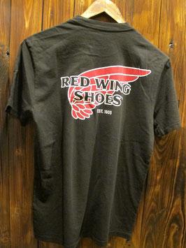 Red Wing - Tshirt - schwarz