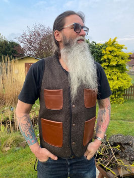 IRON HEART - IHV-40 - Beach Cloth Vest