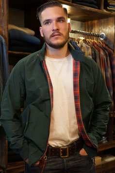 BARACUTA - G9 - racing green