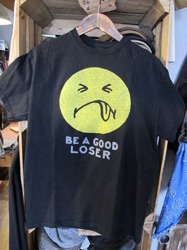 BLACKDAYS - Tee - be a good loser