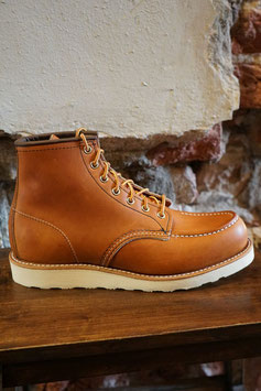 RED WING - 875 MOC TOE - ORO LEGACY