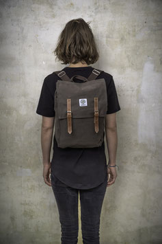 "Boundless Backpack ""OLIVE"""