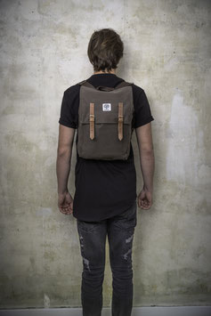 "Boundless Backpack ""STONE"""