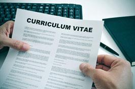 Ticket Curriculum Vitae CV personnalisé