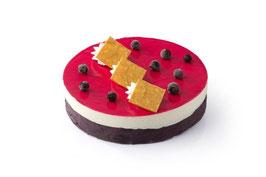 Prosecco taart (bavarois)